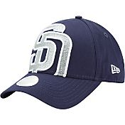 New Era Men's San Diego Padres 9Forty Glitter Glam Adjustable Hat