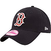 New Era Women's Boston Red Sox 9Twenty Adjustable Hat