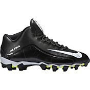 Nike Men's Alpha Shark 2 Mid Football Cleats