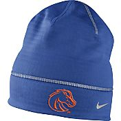 Nike Men's Boise State Broncos Blue Champ Drive Fleece Beanie
