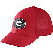 Nike Men's Georgia Bulldogs Red Legacy91 Flex Mesh Back Hat