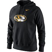 Nike Men's Missouri Tigers Black Classic Logo Hoodie