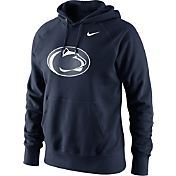Nike Men's Penn State Nittany Lions Blue Classic Logo Hoodie