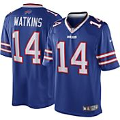 Nike Men's Home Limited Jersey Buffalo Bills Sammy Watkins #14