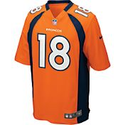 Nike Men's Home Game Jersey Denver Broncos Peyton Manning #18
