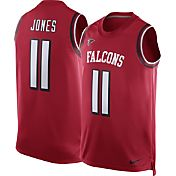 Nike Men's Atlanta Falcons Julio Jones #11 Red Jersey Tank Top