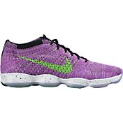 Nike Women's Flyknit Zoom Fit Agility Training Shoes