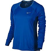 Nike Women's Dry Miler Long Sleeve Running Shirt