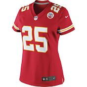 Nike Women's Home Game Jersey Kansas City Chiefs Jamaal Charles #25