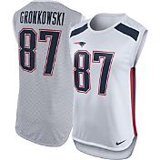 Nike Women's New England Patriots Rob Gronkowski #87 Jersey Tank Top