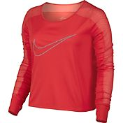 Nike Women's Dry Run Fast Long Sleeve Running Shirt