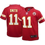 Nike Toddler Home Game Jersey Kansas City Chiefs Alex Smith #11
