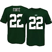 Nike Youth New York Jets Matt Forte #22 Green T-Shirt