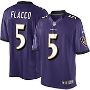 Nike Youth Home Limited Jersey Baltimore Ravens Joe Flacco #5