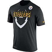 Nike Youth Pittsburgh Steelers Legend Icon Black Performance T-Shirt