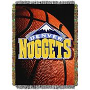 Northwest Denver Nuggets Photo Real Throw Blanket