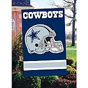 Party Animal Dallas Cowboys Applique Banner Flag