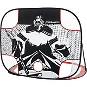 "PRIMED 2-in-1 54"" Hockey Pop-Up Goal"