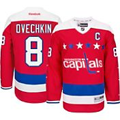 Reebok Men's Washington Capitals Alexander Ovechkin #8 Premier Replica Alternate Jersey