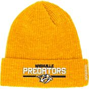 Reebok Men's Nashville Predators Center Ice Cuffed Knit Hat