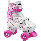 Roller Derby Girls' Trac Star Adjustable Roller Skates