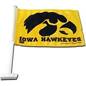 Rico Iowa Hawkeyes Car Flag