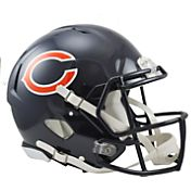Riddell Chicago Bears Revolution Speed Football Helmet