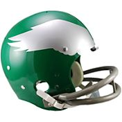 Riddell Philadelphia Eagles TK Suspension Throwback '59 – '69 Full-Size Football Helmet