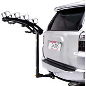 Saris Bones Hitch Mount 4-Bike Rack