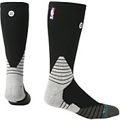 Stance NBA On Court Black Crew Socks