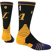 Stance Los Angeles Lakers Crew Black Socks