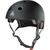 Triple Eight Adult Dual Certified Multi Sport Bike Helmet