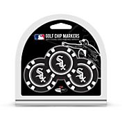 Team Golf Chicago White Sox Poker Chips Ball Markers - 3-Pack