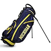 Team Golf Michigan Wolverines Fairway Stand Bag