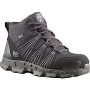 "Timberland PRO Men's PowerTrain Mid Alloy Toe 6"" Work Boots"