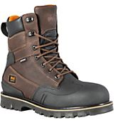 "Timberland PRO Men's Rigmaster XT 8"" Waterproof Steel Toe Work Boot"