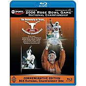 2006 Rose Bowl Game National Championship - Texas vs. USC DVD