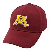 Top of the World Men's Minnesota Golden Gophers Maroon Premium Collection M-Fit Hat