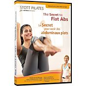 STOTT PILATES Secret to Flat Abs DVD