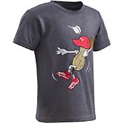 Under Armour Little Boys' Peanut Outfielder T-Shirt