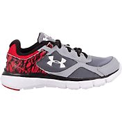 Under Armour Kids' Preschool Micro G Velocity Running Shoes
