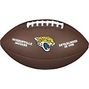 Wilson Jacksonville Jaguars Composite Official-Size Football