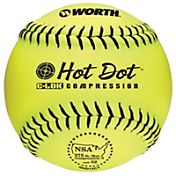 Worth 12' ASA Hot Dot Slow Pitch Softball