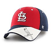 '47 Youth St. Louis Cardinals Akela MVP Navy Adjustable Hat