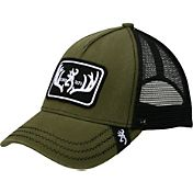 Browning Men's Typical Antler Patch Mesh Back Hat