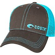 Costa Del Mar Offset Logo Trucker Cap