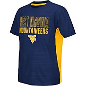 Colosseum Athletics Youth West Virginia Mountaineers Blue Vault T-Shirt
