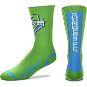 Seattle Sounders Team Vortex Socks