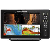 Humminbird Solix 12 SI GPS Fish Finder Combo