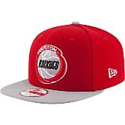 New Era Men's Houston Rockets 9Fifty Adjustable Snapback Hat